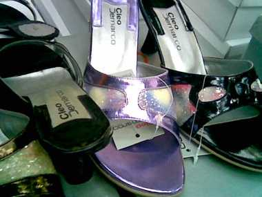 Ugly Shoe #001